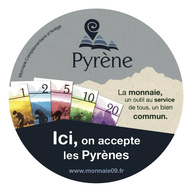 autocollant Pyrène v1